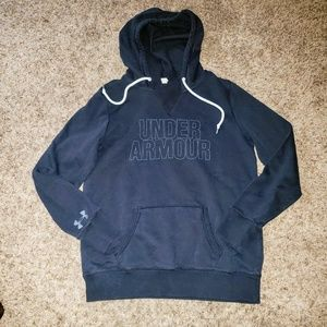 UNDER ARMOUR LOOSE FIT PULLOVER HOODIE WEATSHIRT